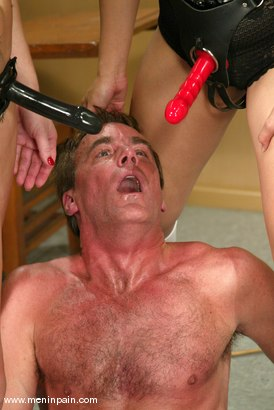 Photo number 13 from Mika Tan, Ivy and Wild Bill shot for Men In Pain on Kink.com. Featuring Mika Tan, Ivy and Wild Bill in hardcore BDSM & Fetish porn.