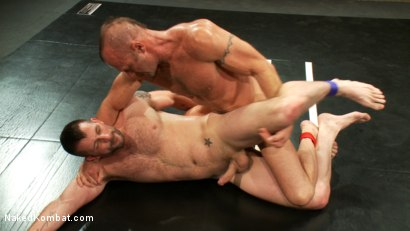 Photo number 12 from Two HOT Muscle Men Duke it Out shot for Naked Kombat on Kink.com. Featuring Morgan Black and Chad Brock in hardcore BDSM & Fetish porn.