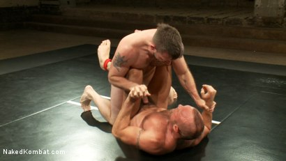 Photo number 14 from Two HOT Muscle Men Duke it Out shot for Naked Kombat on Kink.com. Featuring Morgan Black and Chad Brock in hardcore BDSM & Fetish porn.