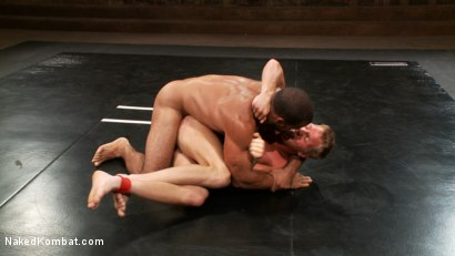 Photo number 9 from Gavin Waters vs. Roman Wright shot for nakedkombat on Kink.com. Featuring Gavin Waters and Roman Wright in hardcore BDSM & Fetish porn.