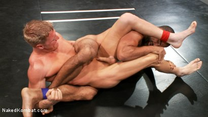 Photo number 8 from Gavin Waters vs. Roman Wright shot for nakedkombat on Kink.com. Featuring Gavin Waters and Roman Wright in hardcore BDSM & Fetish porn.