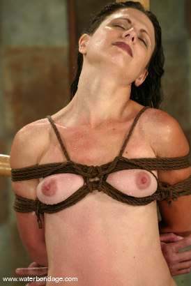 Photo number 9 from Lena Ramon shot for Water Bondage on Kink.com. Featuring Lena Ramon in hardcore BDSM & Fetish porn.