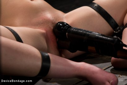 Photo number 9 from Red Hair Fair Skin - finger fucked, machine fucked, extreme nipple play, hot wax, hard caning. shot for Device Bondage on Kink.com. Featuring Marie McCray in hardcore BDSM & Fetish porn.