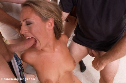 Photo number 6 from 19 Year Old With Big Natural Tits Gets Dicked Down by 5 Older Men shot for Bound Gang Bangs on Kink.com. Featuring Lizzy London, Mark Wood, Jack Moore, Jay Crew, Blake Palmer and Otto Bauer in hardcore BDSM & Fetish porn.