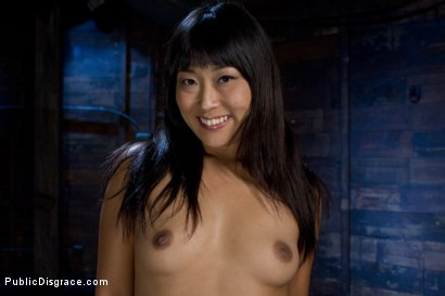 Photo number 1 from Adorable Asian Model Disgraced shot for Public Disgrace on Kink.com. Featuring John Strong, Yuki Mori and Princess Donna Dolore in hardcore BDSM & Fetish porn.