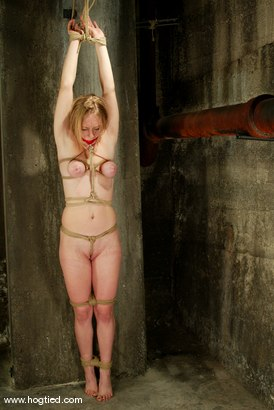 Photo number 7 from Cloe Hart shot for Hogtied on Kink.com. Featuring Cloe Hart in hardcore BDSM & Fetish porn.