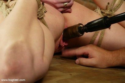 Photo number 5 from Cloe Hart shot for Hogtied on Kink.com. Featuring Cloe Hart in hardcore BDSM & Fetish porn.