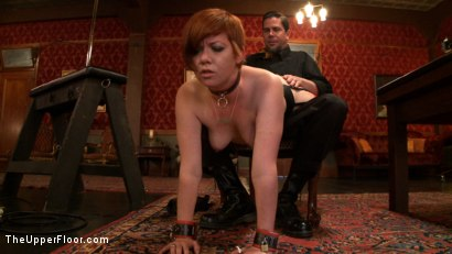 Photo number 6 from Service Day: Hurting Time shot for The Upper Floor on Kink.com. Featuring Lilla Katt in hardcore BDSM & Fetish porn.