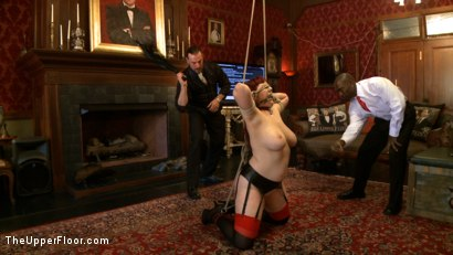 Photo number 11 from Service Day: Smothered shot for The Upper Floor on Kink.com. Featuring Nerine Mechanique in hardcore BDSM & Fetish porn.
