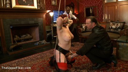 Photo number 13 from Service Day: Smothered shot for The Upper Floor on Kink.com. Featuring Nerine Mechanique in hardcore BDSM & Fetish porn.