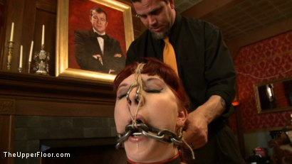 Photo number 1 from Service Day: Smothered shot for The Upper Floor on Kink.com. Featuring Nerine Mechanique in hardcore BDSM & Fetish porn.