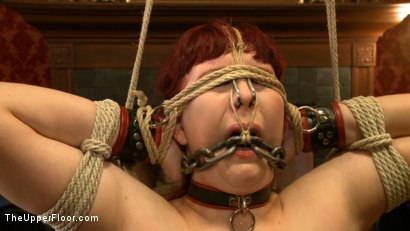 Photo number 4 from Service Day: Smothered shot for The Upper Floor on Kink.com. Featuring Nerine Mechanique in hardcore BDSM & Fetish porn.