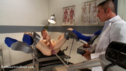 Photo number 15 from Blake Daniels Gets Pounded by Machines shot for Butt Machine Boys on Kink.com. Featuring Blake Daniels in hardcore BDSM & Fetish porn.