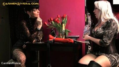 Photo number 1 from HELsinki ANGELS shot for Carmen Rivera on Kink.com. Featuring  in hardcore BDSM & Fetish porn.