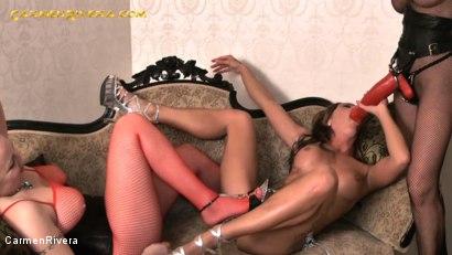 Photo number 7 from HELsinki ANGELS shot for Carmen Rivera on Kink.com. Featuring  in hardcore BDSM & Fetish porn.