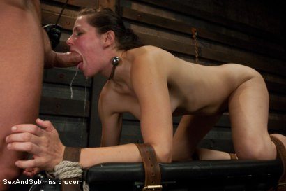 Photo number 9 from Bobbi Starr Destroyed! shot for Sex And Submission on Kink.com. Featuring Nacho Vidal and Bobbi Starr in hardcore BDSM & Fetish porn.