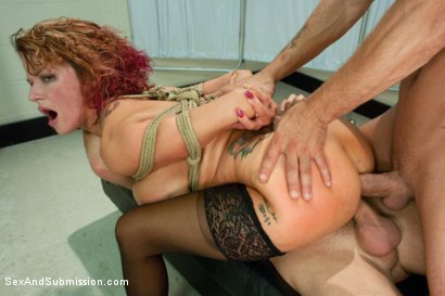Photo number 12 from Tiger Woods Mistress Dominated! shot for Sex And Submission on Kink.com. Featuring James Deen, Mr. Pete and Joslyn James in hardcore BDSM & Fetish porn.