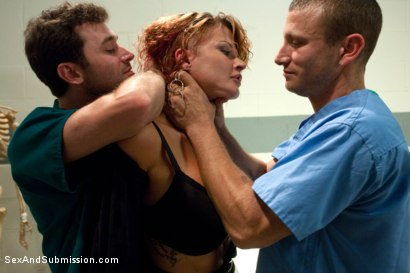 Photo number 2 from Tiger Woods Mistress Dominated! shot for Sex And Submission on Kink.com. Featuring James Deen, Mr. Pete and Joslyn James in hardcore BDSM & Fetish porn.