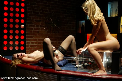 Photo number 11 from Jade Marxxx and Jasmine shot for Fucking Machines on Kink.com. Featuring Jasmine and Jade Marxxx in hardcore BDSM & Fetish porn.