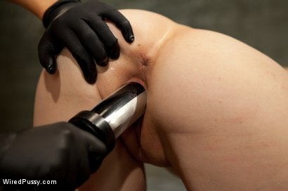 Photo number 12 from Sexy TSA Agent has the Tables Turned and Finds Herself the One Getting Inspected shot for Wired Pussy on Kink.com. Featuring Cherry Torn and Rain DeGrey in hardcore BDSM & Fetish porn.