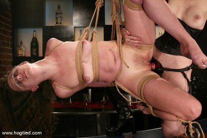 Photo number 15 from Lena Ramon shot for Hogtied on Kink.com. Featuring Lena Ramon in hardcore BDSM & Fetish porn.