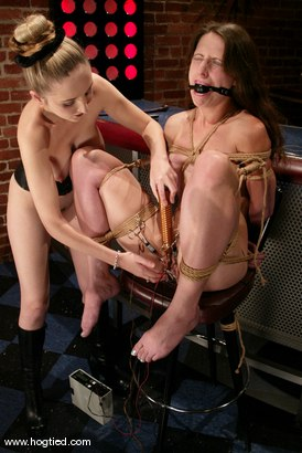 Photo number 5 from Lena Ramon shot for Hogtied on Kink.com. Featuring Lena Ramon in hardcore BDSM & Fetish porn.