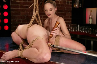 Photo number 6 from Lena Ramon shot for Hogtied on Kink.com. Featuring Lena Ramon in hardcore BDSM & Fetish porn.
