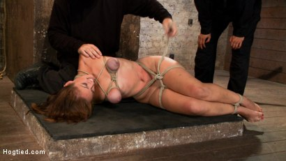 Photo number 12 from Isis Love, Rain DeGrey and Audrey Rose shot for Hogtied on Kink.com. Featuring Isis Love and Audrey Rose in hardcore BDSM & Fetish porn.