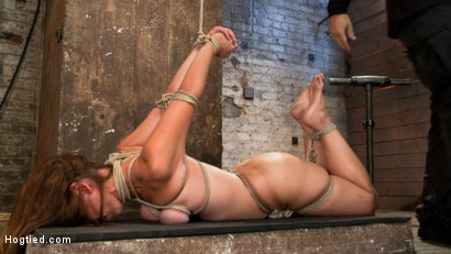 Photo number 7 from Isis Love, Rain DeGrey and Audrey Rose shot for Hogtied on Kink.com. Featuring Isis Love and Audrey Rose in hardcore BDSM & Fetish porn.