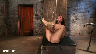 Photo number 14 from Audrey has suffered through 3 brutal scenes, now she gets brutally fucked by Isis while face fucked. shot for Hogtied on Kink.com. Featuring Isis Love and Audrey Rose in hardcore BDSM & Fetish porn.