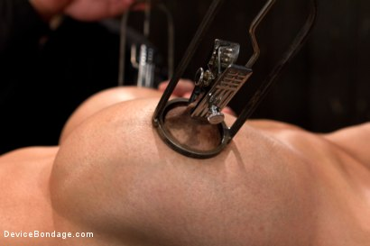Photo number 1 from The Trials of Tia shot for Device Bondage on Kink.com. Featuring Tia Ling in hardcore BDSM & Fetish porn.