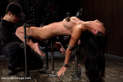 Photo number 2 from The Trials of Tia shot for Device Bondage on Kink.com. Featuring Tia Ling in hardcore BDSM & Fetish porn.