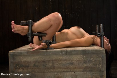 Photo number 11 from The Trials of Tia shot for Device Bondage on Kink.com. Featuring Tia Ling in hardcore BDSM & Fetish porn.