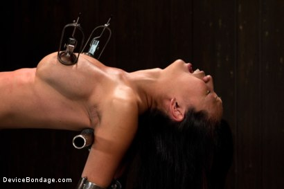 Photo number 3 from The Trials of Tia shot for Device Bondage on Kink.com. Featuring Tia Ling in hardcore BDSM & Fetish porn.