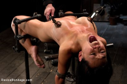 Photo number 4 from The Trials of Tia shot for Device Bondage on Kink.com. Featuring Tia Ling in hardcore BDSM & Fetish porn.
