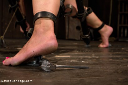 Photo number 9 from The Trials of Tia shot for Device Bondage on Kink.com. Featuring Tia Ling in hardcore BDSM & Fetish porn.
