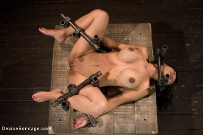 Photo number 10 from The Trials of Tia shot for Device Bondage on Kink.com. Featuring Tia Ling in hardcore BDSM & Fetish porn.