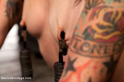 Photo number 1 from Intense Bondage Induces Severe and Electric Orgasms shot for Device Bondage on Kink.com. Featuring Krysta Kaos in hardcore BDSM & Fetish porn.
