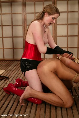 Photo number 10 from Saba and Princess Kali shot for Men In Pain on Kink.com. Featuring Princess Kali and Saba in hardcore BDSM & Fetish porn.