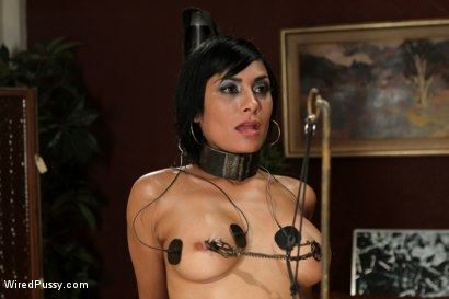 Photo number 9 from Daytime Fantasy - Electrifying Indulgence  shot for Wired Pussy on Kink.com. Featuring Sinn Sage and Beretta James in hardcore BDSM & Fetish porn.