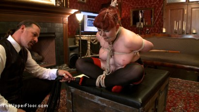 Photo number 13 from Service Day: Cricket shot for The Upper Floor on Kink.com. Featuring Nerine Mechanique in hardcore BDSM & Fetish porn.