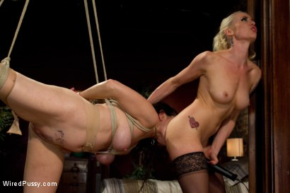 Photo number 9 from Teacher and Student shot for Wired Pussy on Kink.com. Featuring Lorelei Lee and Annika in hardcore BDSM & Fetish porn.