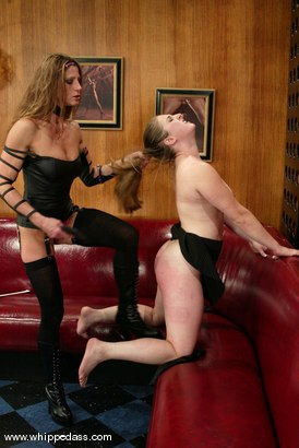 Photo number 8 from Chloie Madison and Kym Wilde shot for Whipped Ass on Kink.com. Featuring Chloie Madison and Kym Wilde in hardcore BDSM & Fetish porn.