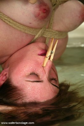Photo number 8 from Chloie Madison shot for Water Bondage on Kink.com. Featuring Chloie Madison in hardcore BDSM & Fetish porn.