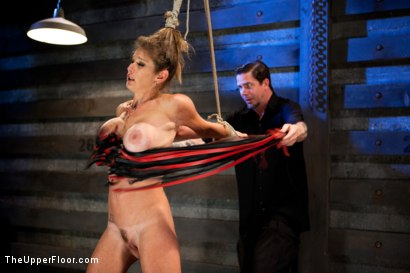 Photo number 11 from The Destruction of Felony shot for The Upper Floor on Kink.com. Featuring Felony in hardcore BDSM & Fetish porn.