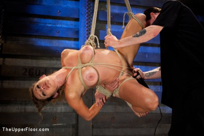 Photo number 9 from The Destruction of Felony shot for The Upper Floor on Kink.com. Featuring Felony in hardcore BDSM & Fetish porn.