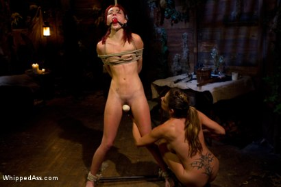 Photo number 5 from Cabin Fever shot for Whipped Ass on Kink.com. Featuring Felony and Zoe Voss in hardcore BDSM & Fetish porn.