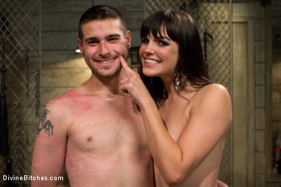 Photo number 14 from What Bobbi Starr Wants Bobbi Starr Gets shot for Divine Bitches on Kink.com. Featuring Bobbi Starr and Scott Upton in hardcore BDSM & Fetish porn.