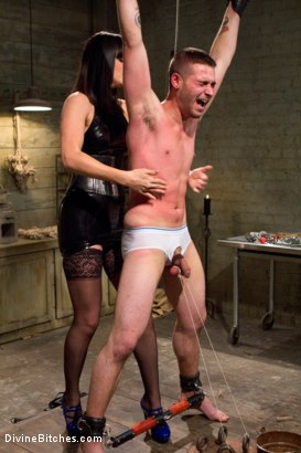 Photo number 3 from What Bobbi Starr Wants Bobbi Starr Gets shot for Divine Bitches on Kink.com. Featuring Bobbi Starr and Scott Upton in hardcore BDSM & Fetish porn.