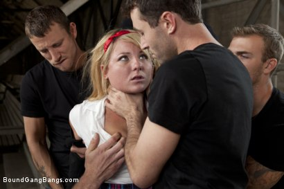 Photo number 1 from Casey Cumz Creampie shot for Bound Gang Bangs on Kink.com. Featuring James Deen, Mr. Pete, John Smith, Christian Wilde, Dietrich Cyrus, Casey Cumz and Chris Archer in hardcore BDSM & Fetish porn.